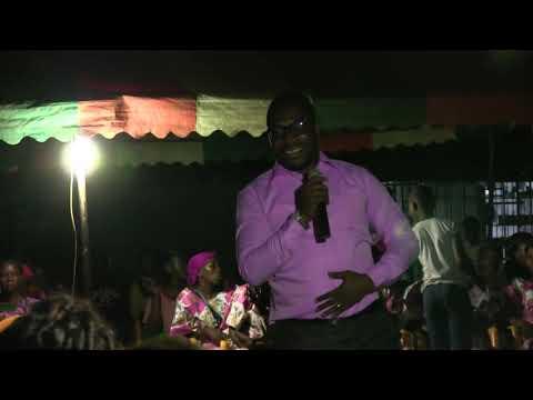COTE D'IVOIRE: Rencontre des femmes du trois pont avec Gnamaka Dogbo Eric
