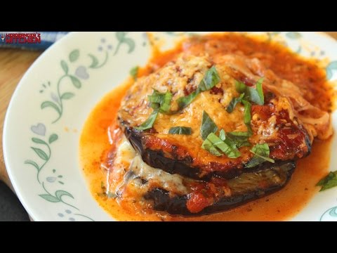 Keto Eggplant Parmesan | Keto Melanzane alla Parmigiana | Keto Recipes | Headbanger's Kitchen