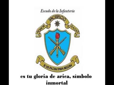 Resultado de imagen para simbolo de infanteria del peru