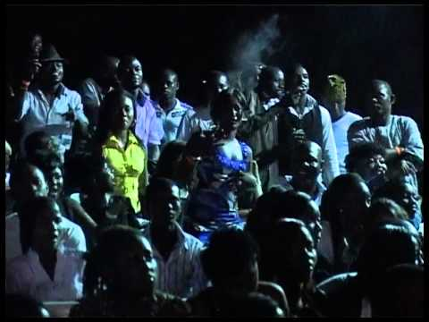 Ay Live Concert - M.I Rocks The Stage At The Port Harcourt Invasion