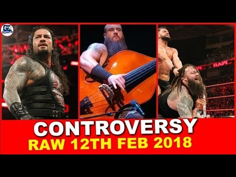 Controversial End | WWE Raw 02/12/2018 Highlights | Tie Between Seth & Finn