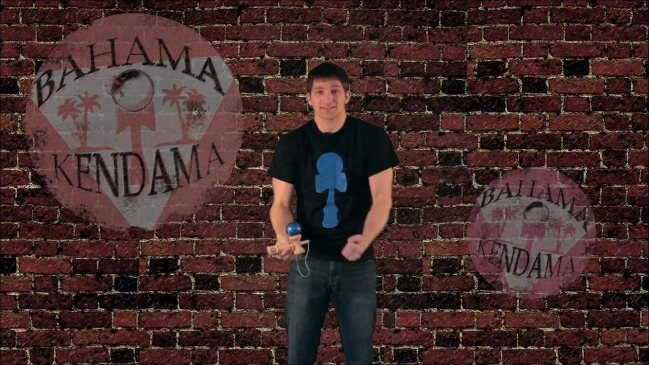 Bahama Kendama Tutorial with Joe Showers: Singing Turtle (Intermediate Trick)