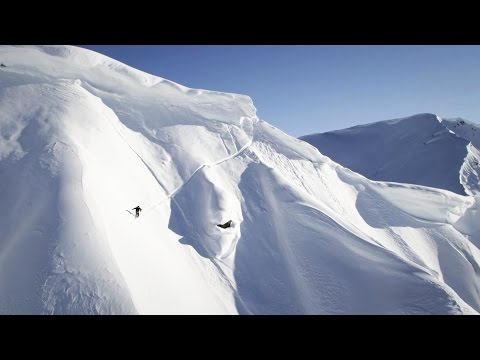Alaskan Powder Sessions - Perceptions