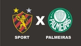Ficha do jogo - Sport 1 (1) x 0 (3) Palmeiras Data - 12/05/2009 Local - Estádio da Ilha do Retiro, Recife Árbitro - Carlos Chandia...