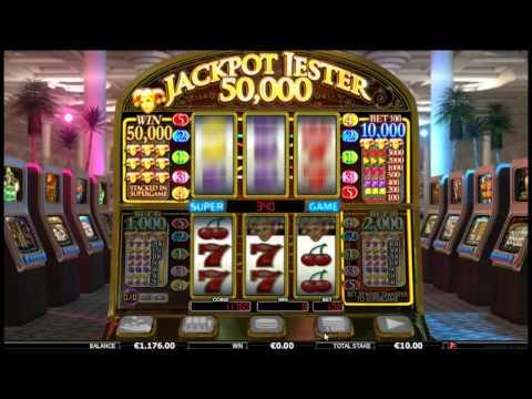 Jackpot Jester 50 000 Video Slot