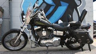 10. 2002 Harley Davidson Dyna Wide Glide ... fully loaded cruiser