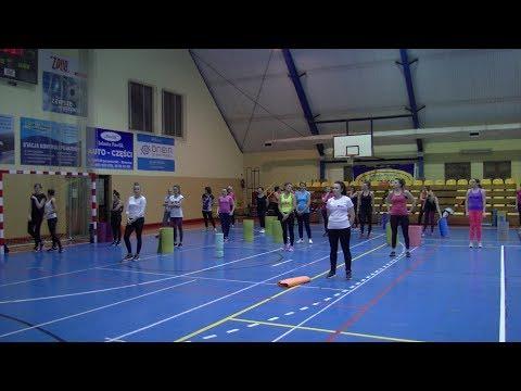 Andrzejkowy Fitness Włoszczowa 2017