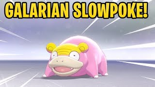 CATCHING GALARIAN SLOWPOKE + Pokemon Direct Info! | Mystery Dungeon, SWSH Expansion, G-MAX STARTERS by Ace Trainer Liam
