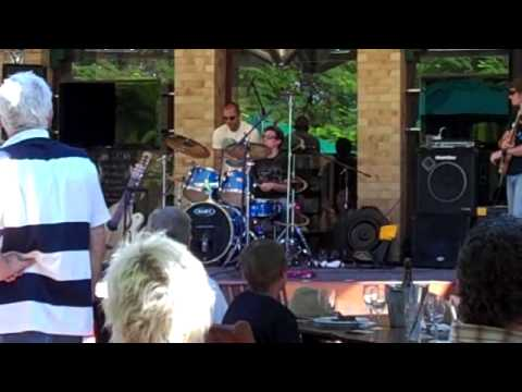 Mason Rack - Drum Solo - Brunswick Heads Hotel