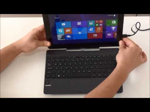 Tablet PC ASUS Transformer Book T100TA DK007H