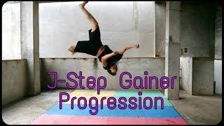 My J-Step Gainer Progression