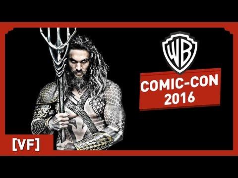 Justice League - Comic-Con 2016 (VF)