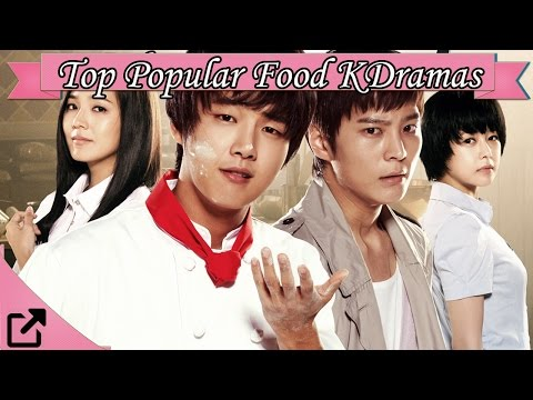 Top 10 Popular Food & Cooking Korean Dramas 2016 (All The Time)