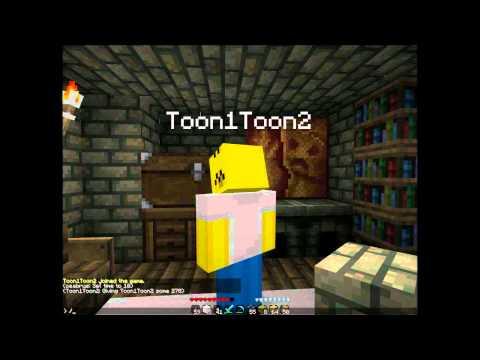 Minecraft RPG Server: episode 1 - Black Ice City