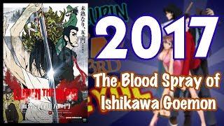 Nonton 2017   The Blood Spray Of Ishikawa Goemon  Yearoflupin Film Subtitle Indonesia Streaming Movie Download