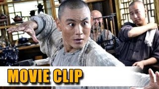 Tai Chi 0 'There's a Monster' Movie Clip (2012)
