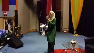 suara sedap menggamit memori,Mardiana Alwi-pulang dihari raya