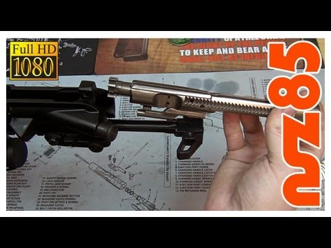 AR-15 – How to Clean & Lube Your AR-15
