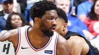 Philadelphia 76ers vs Orlando Magic - Full Game Highlights   March 25, 2019   2018-19 NBA Season