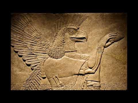 Enuma Elish (Enûma Eliš) - Ancient Sumerian Text (Full Audiobook)