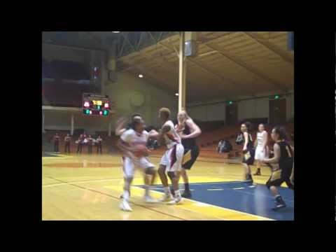 Dominican @ Art Women's Basketball Highlights