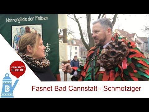Fasnet Bad Cannstatt (älteste Stadtbezirk von Stuttgart ...