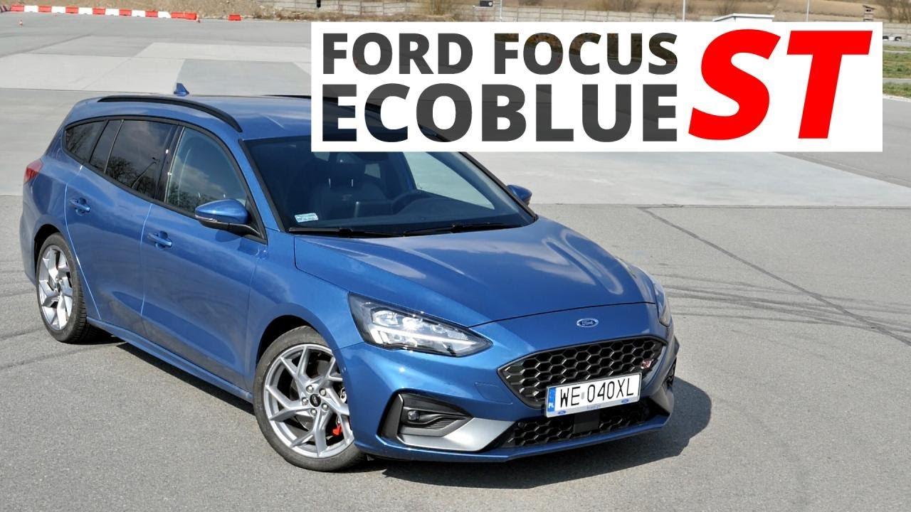 Ford Focus ST 2.0 EcoBlue - przychodzi czas na podjęcie decyzji