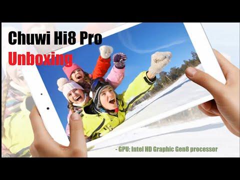 Chuwi Hi8 Pro Unboxing: $95 Intel Quad Core 2GB RAM 8