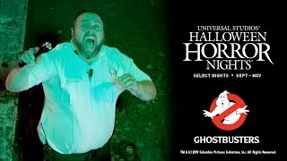 Ghostbusters - Halloween Horror Nights 2019 Announcement
