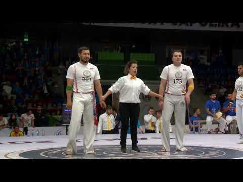 85+ kg Masculinos 2018 Campeonato Mundial
