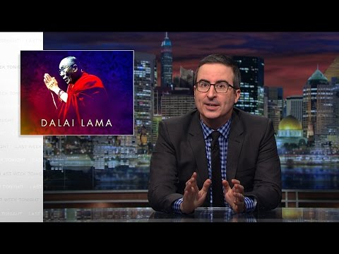 Dalai Lama: Last Week Tonight with John Oliver (HBO)