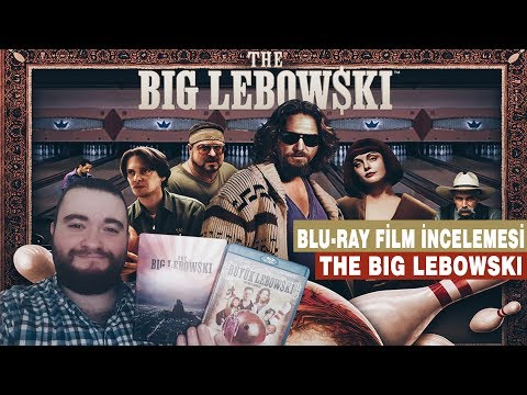 THE BIG LEBOWSKI | Blu-ray Film İncelemesi (Steelbook)