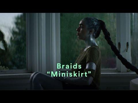 Braids unveil video for Deep In The Iris track, 'Miniskirt'