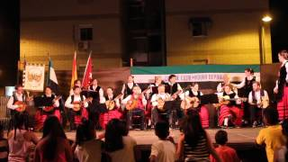 Festival folclórico en Parla 2013
