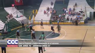Torneo Clausura - Final 2