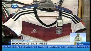 Business Men In Kenya Make A Kill As World Cup Draws Close