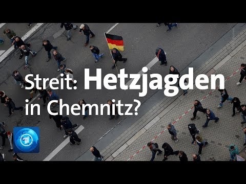 Chemnitz: Maaßen bezweifelt Hetzjagd und sorgt für Diskussion über Video