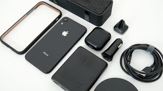 Top Colorful Accessories for the iPhone XR! (Black)