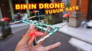 Video Membuat Drone Dari Tusuk Sate VLOG131 MP3, 3GP, MP4, WEBM, AVI, FLV September 2018
