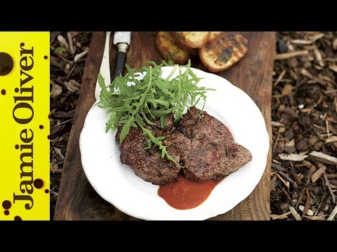 Perfect Steak and Chips | Jamie at Home