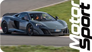 McLaren 675LT : Lap Time on Magny-Cours Club by Motorsport Magazine