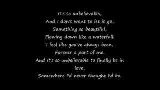 Unbelievable - Craig David (Lyrics)