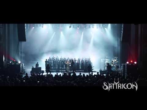 "Satyricon ""Die By My Hand"""