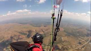 Rustenburg South Africa  City new picture : South Africa Paragliding - Eagles Nest, Rustenburg