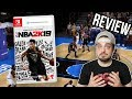 Nba 2k19 Nintendo Switch Review King Of Basketball Rgt