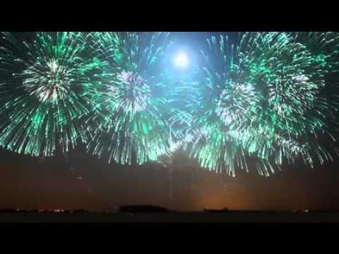 Màn bắn pháo hoa chào mừng Tết Bính Thân 2016