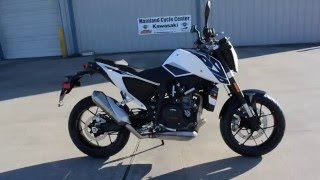 8. $8,999:  2016 /2017 KTM 690 Duke in White Overview and Review