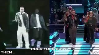 Video Justin Timberlake Single Performances - Then vs Now MP3, 3GP, MP4, WEBM, AVI, FLV Juli 2018