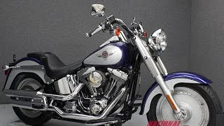 10. 2006  HARLEY DAVIDSON  FLSTFI FAT BOY - National Powersports Distributors