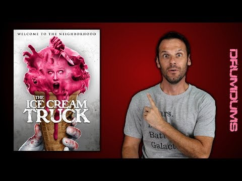 Drumdums Reviews THE ICE CREAM TRUCK (New Slasher Horror!)
